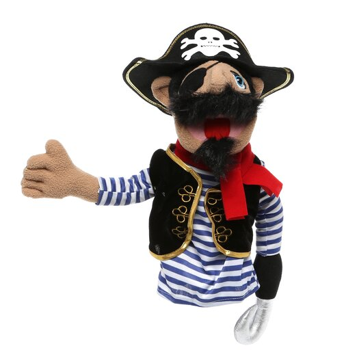 Melissa and Doug Pirate Puppet