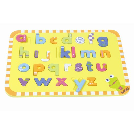 Boikido Wooden Lower Case Puzzle