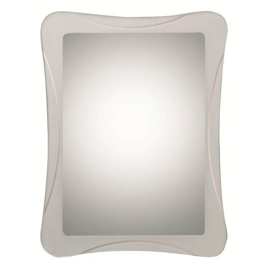Decor Wonderland Frameless Terassa Wall Mirror
