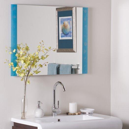 Decor Wonderland Resto Frameless Mirror