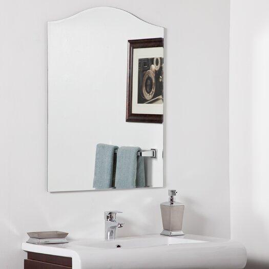 Decor Wonderland Allison Modern Bathroom Mirror
