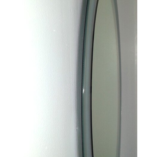 Decor Wonderland Alden Modern Bathroom Mirror