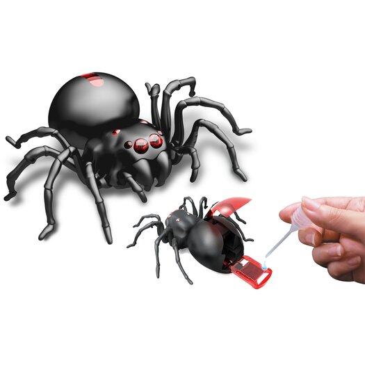 OWI Robots Salt Water Fuel Cell Giant Arachnoid