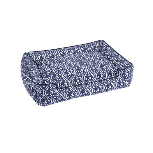 Jax & Bones Waverlee Lounge Bolster Dog Bed