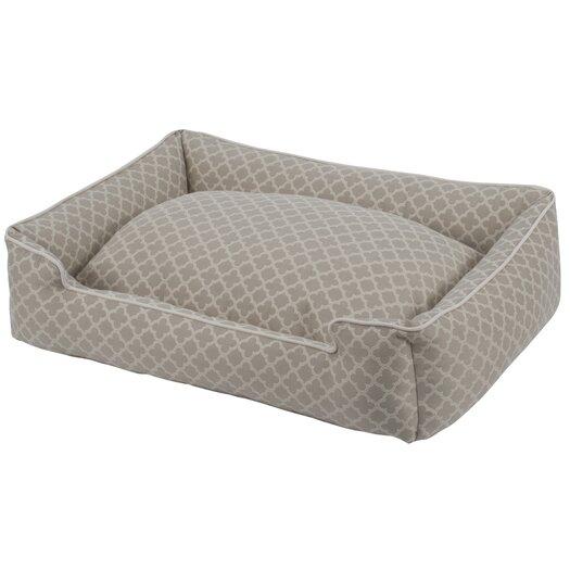 Jax & Bones Vienna Premium Lounge Bolster Dog Bed