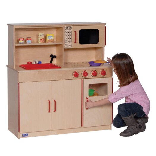 Steffy Wood Products 4-in-1 Kitchen Center