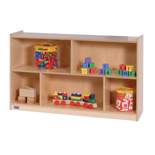 Steffy Wood Products Mobile Storage Unit