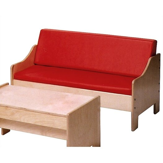 Steffy Wood Products Kid's Sofa