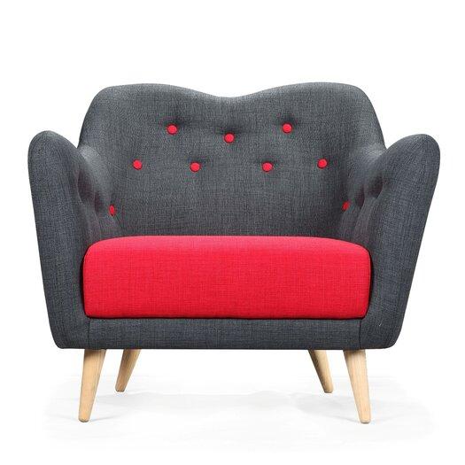 International Design USA Sweetheart Arm Chair