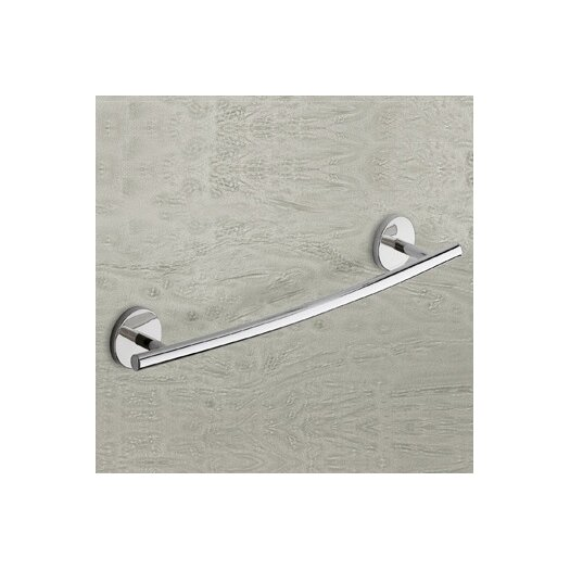 """Gedy by Nameeks Vermont 17.7"""" Wall Mounted Towel Bar"""