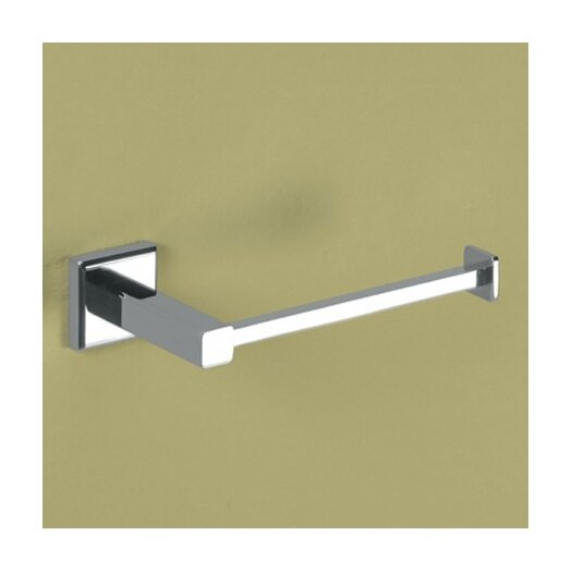 Gedy by Nameeks Colorado Toilet Paper Holder in Chrome