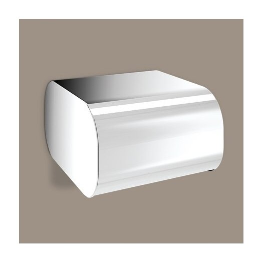 """Gedy by Nameeks Outline 4.61"""" Toilet Paper Holder"""