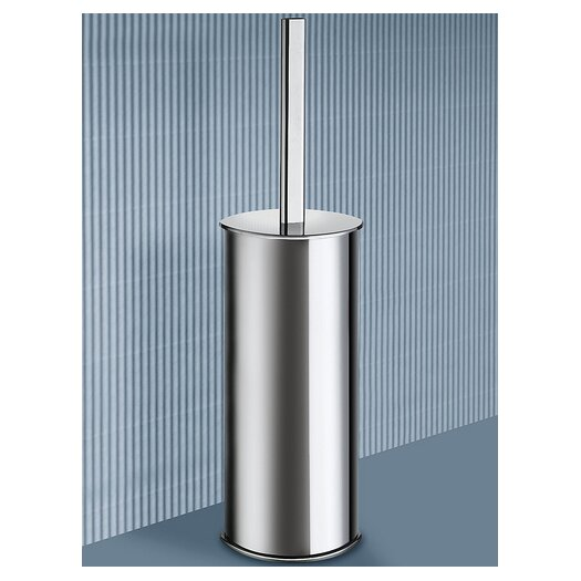 Gedy by Nameeks Demetra Toilet Brush Holder in Chrome