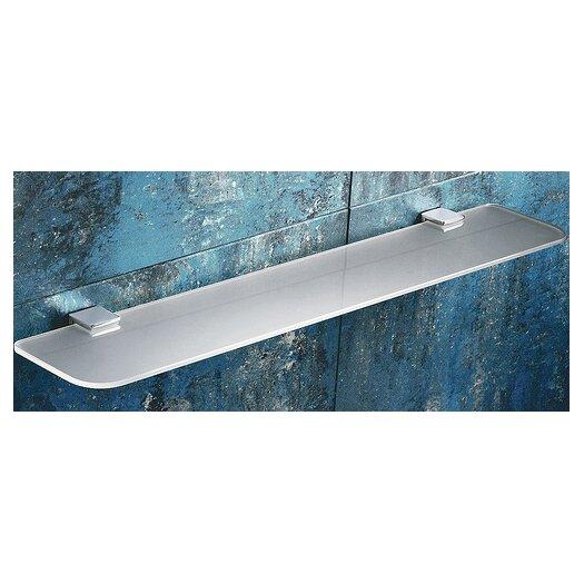 "Gedy by Nameeks Glamour 23.6"" x 0.9"" Bathroom Shelf"