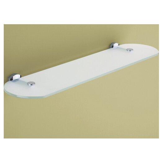 """Gedy by Nameeks Edera 21"""" x 1.93"""" Bathroom Shelf"""