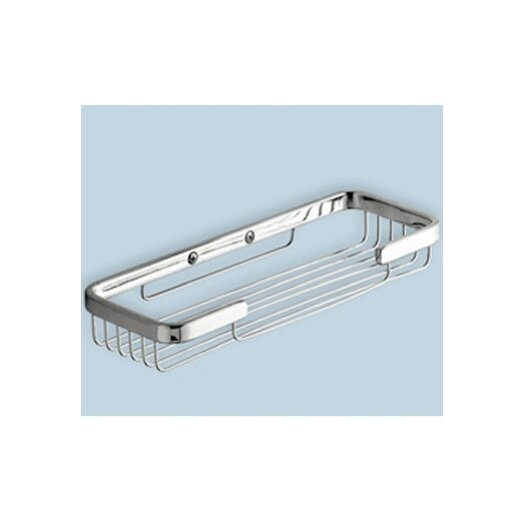 Gedy by Nameeks Wire Double Soap Holder in Chrome