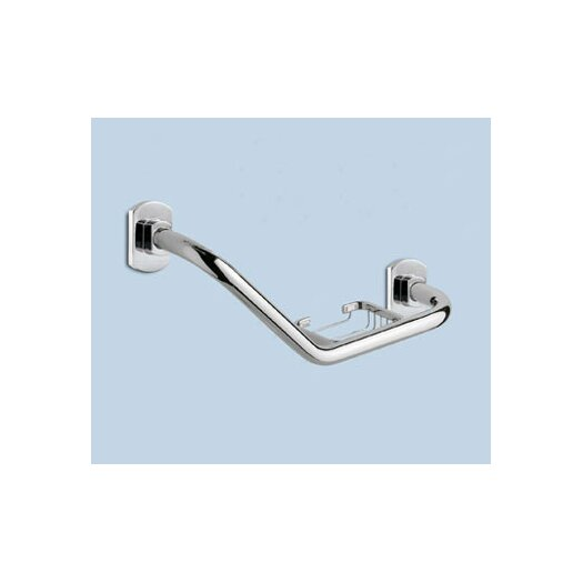 Gedy by Nameeks Edera Grab Bar in Chrome