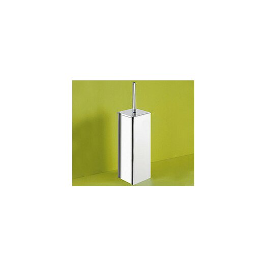 Gedy by Nameeks Colorado Toilet Brush Holder in Chrome