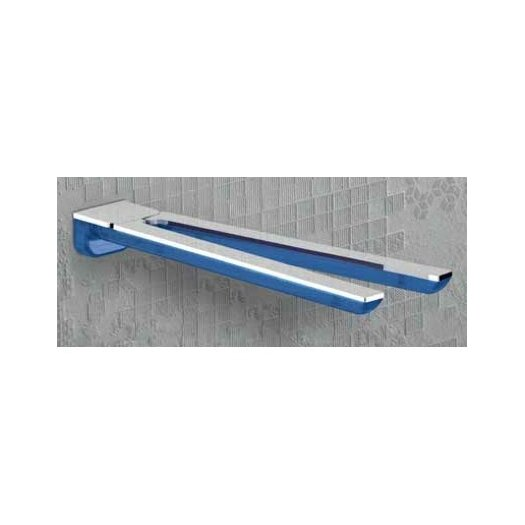 "Gedy by Nameeks Bijou 13.15"" Wall Mounted Towel Bar"