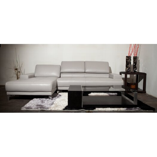 Beverly Hills Furniture Treble Coffee Table