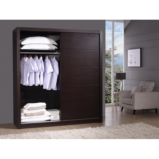 Beverly Hills Furniture Alpha Armoire