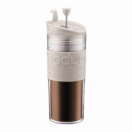 Bodum Bistro 15 Ounce Insulated Plastic Travel Press