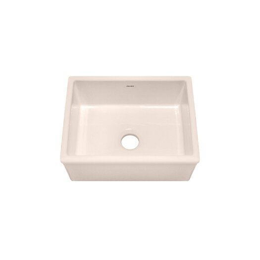 "Julien F110 23.5"" x 18.13"" Undermount Single Bowl Kitchen Sink"
