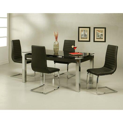 Pastel Furniture Skyline Parsons Chair