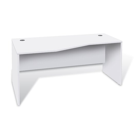 Jesper Office 100 Collection Professional Desk Shell