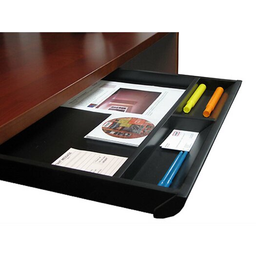 Jesper Office Pencil Drawer in Wood