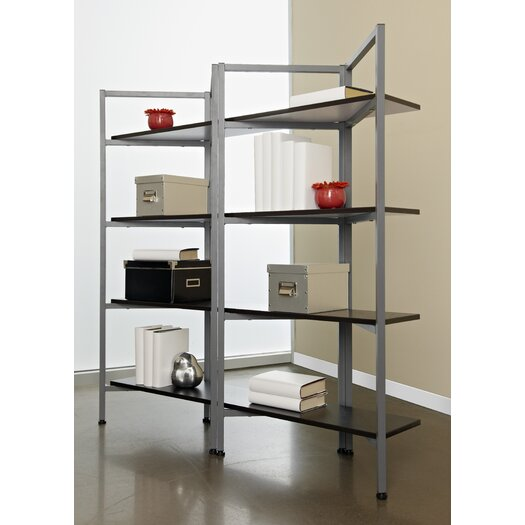 Jesper Office Tribeca Storage Bookcase with Four Shelves