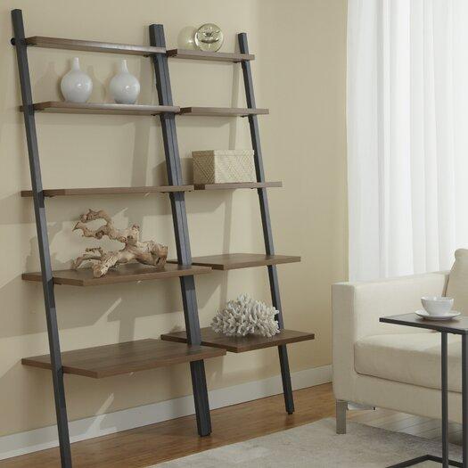 Jesper Office Parson Ladder Bookcase Wall
