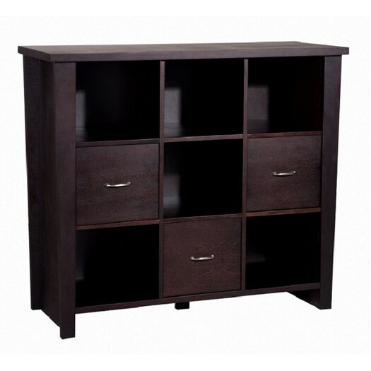 Jesper Office 900 Series Modern Office Filing Bookcase