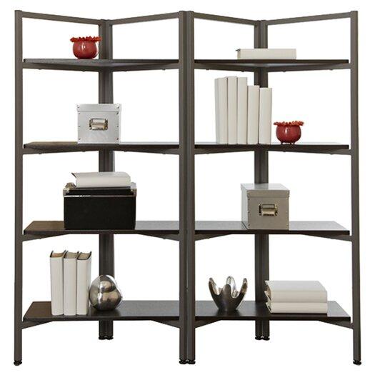 Jesper Office Tribeca Storage Bookcase with Five Shelves