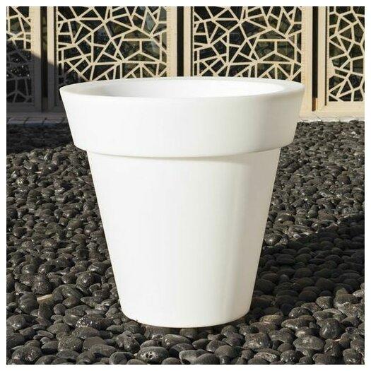 Gota Luminous Round Pot Planter