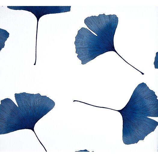 Marimekko Biloba Floral Botanical Wallpaper