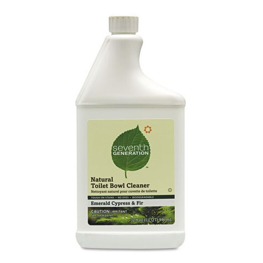 Seventh Generation Natural Toilet Bowl Cleaner, 32 oz