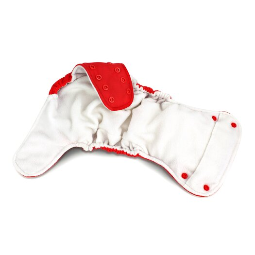 Babykicks Basic One Size Snap Closure Cloth Diaper