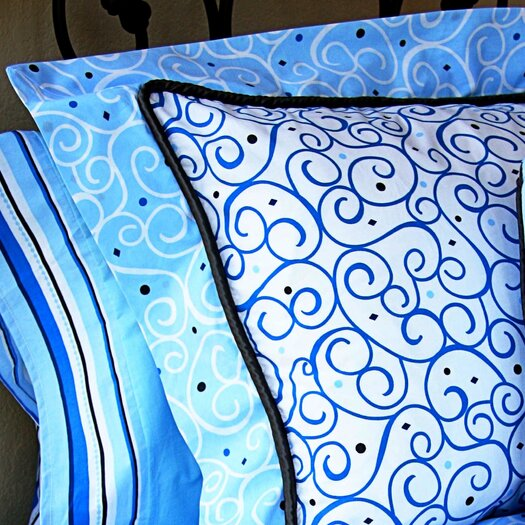 Caden Lane Luxe Boy Cotton Pillow Sham