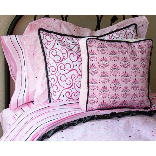 Caden Lane Luxe Pink Duvet