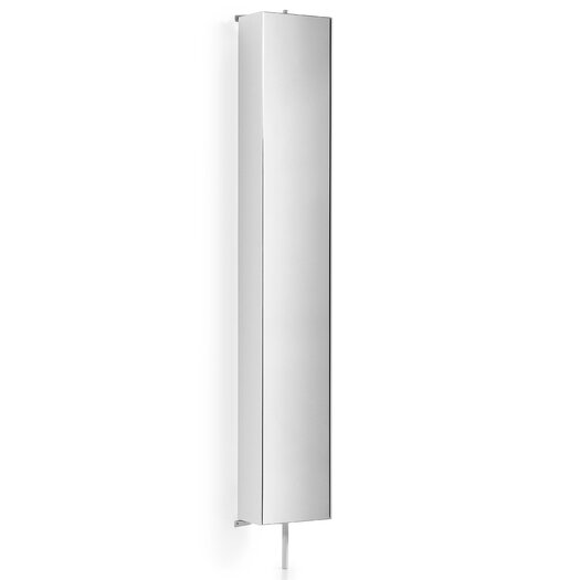 "WS Bath Collections Linea Ciacole 10.43"" x 69.29"" Surface Mount Medicine Cabinet"