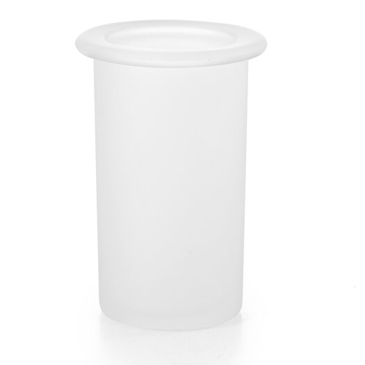 WS Bath Collections Muci Wall-Mount Tumbler and Holder