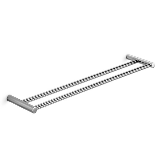 "WS Bath Collections Picola 23.6"" Wall Mounted Towel Bar"