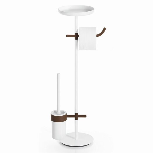 WS Bath Collections Complements Free Standing Ranpin Towel Stand