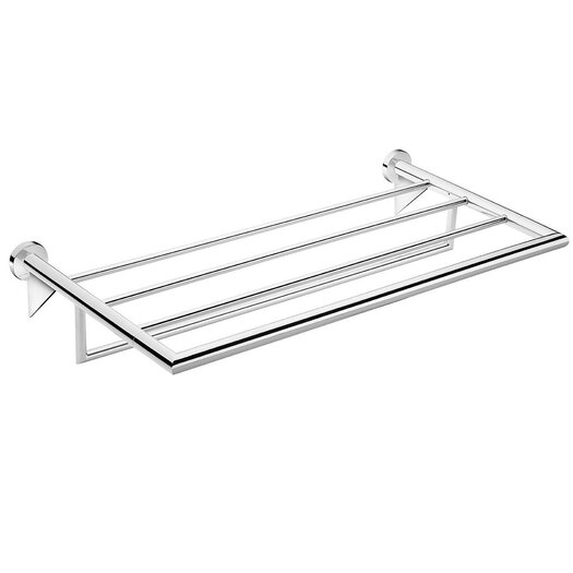 WS Bath Collections Kubic Cool Wall Mounted Towel Rack