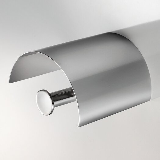 WS Bath Collections Baketo Wall Mounted Toilet Paper Holder