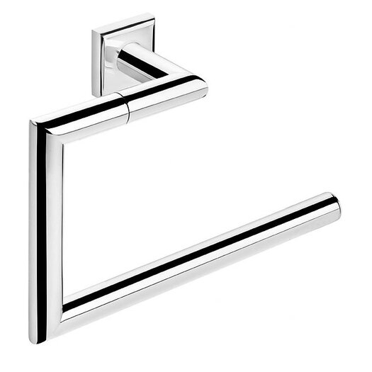 WS Bath Collections Kubic Class Wall Mounted Toilet Paper Holder