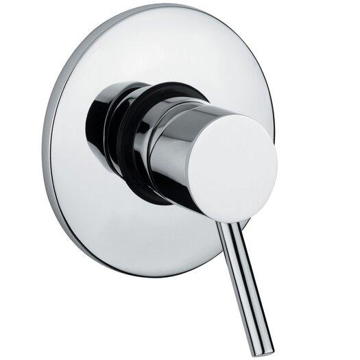 WS Bath Collections Linea Dual Control Shower Faucet Trim