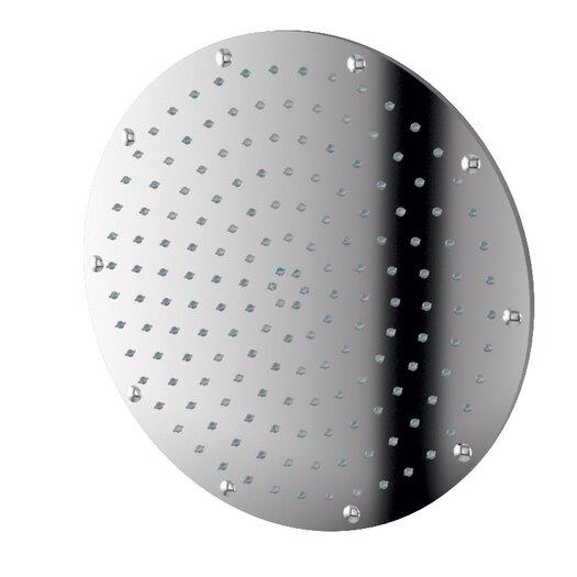 "WS Bath Collections Linea 11.8"" x 11.8"" Round Supioni Shower Head"