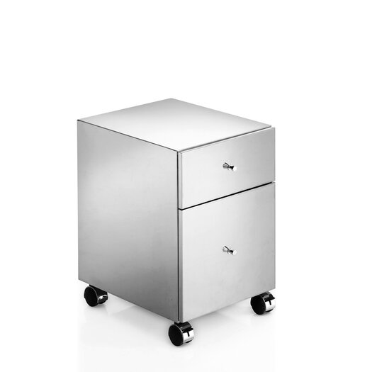 """WS Bath Collections Linea 13.8"""" Runner Storage Cabinet"""